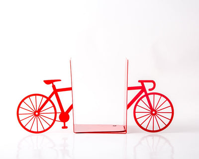 Metal Bookends Bicycle by Atelier Article - Design Atelier Article