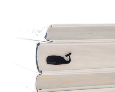 Metal Bookmark for books Whale by Atelier Article - Design Atelier Article