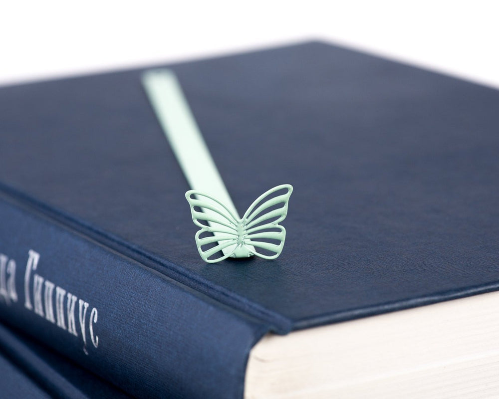Metal Bookmark for books Butterfly by Atelier Article - Design Atelier Article