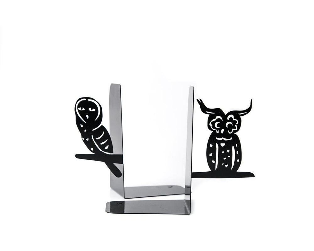 Nursery Bookends A Pair of wise birds by Atelier Article