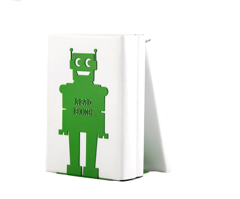 Bookend for kids room Robot by Atelier Article - Design Atelier Article