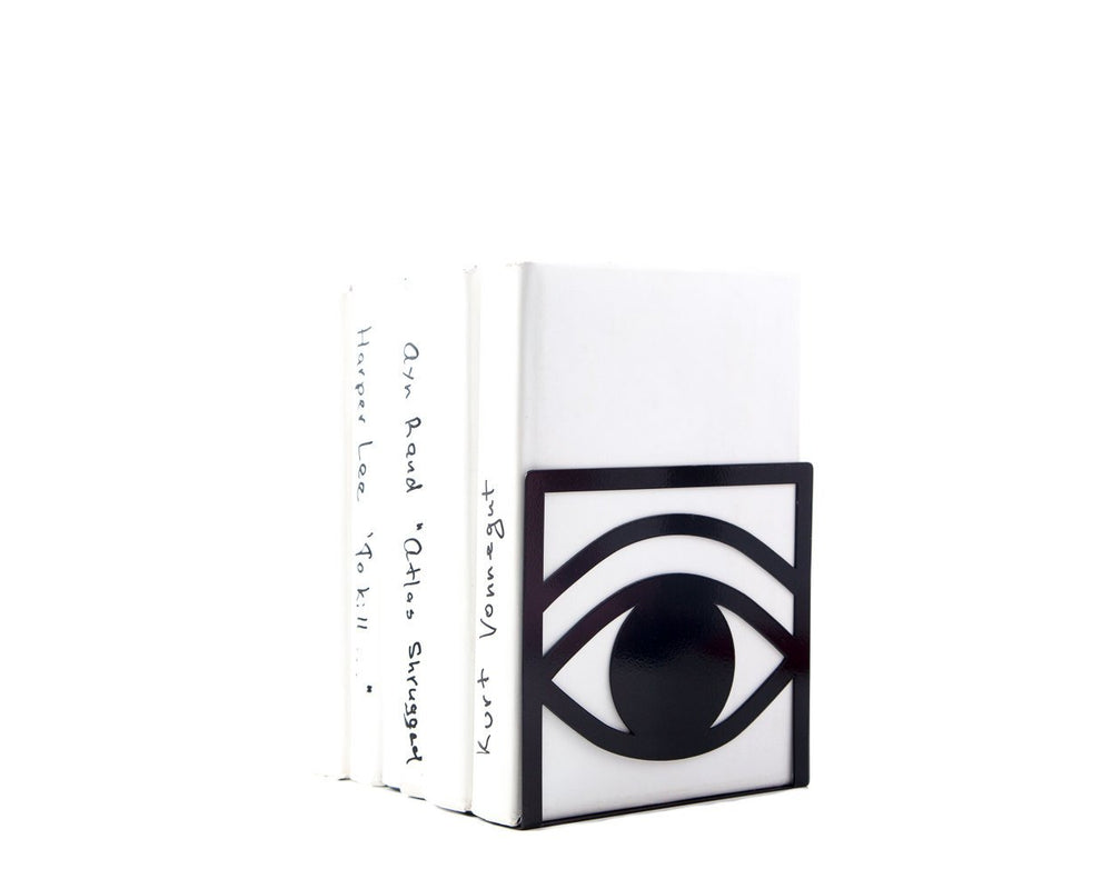 Bookend One Eye black by Atelier Article