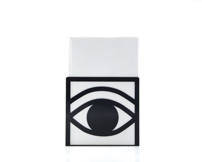 Artistic Bookend One Eye black by Atelier Article