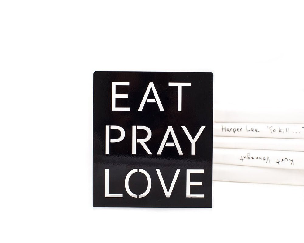 Kitchen bookend // Eat, Pray, Love by Atelier Article - Design Atelier Article