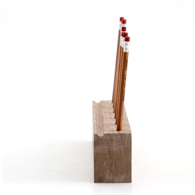 Desk organizer THINK for pencils, brushes and pens by Atelier Article - Design Atelier Article