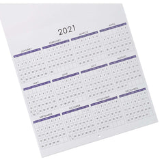 Rooted In Faith 2021 Large Wall Calendar