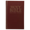 Burgundy Hardcover King James Version Pew Bible