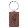 Man of God - 1 Timothy 6:11 Keyring in Tin