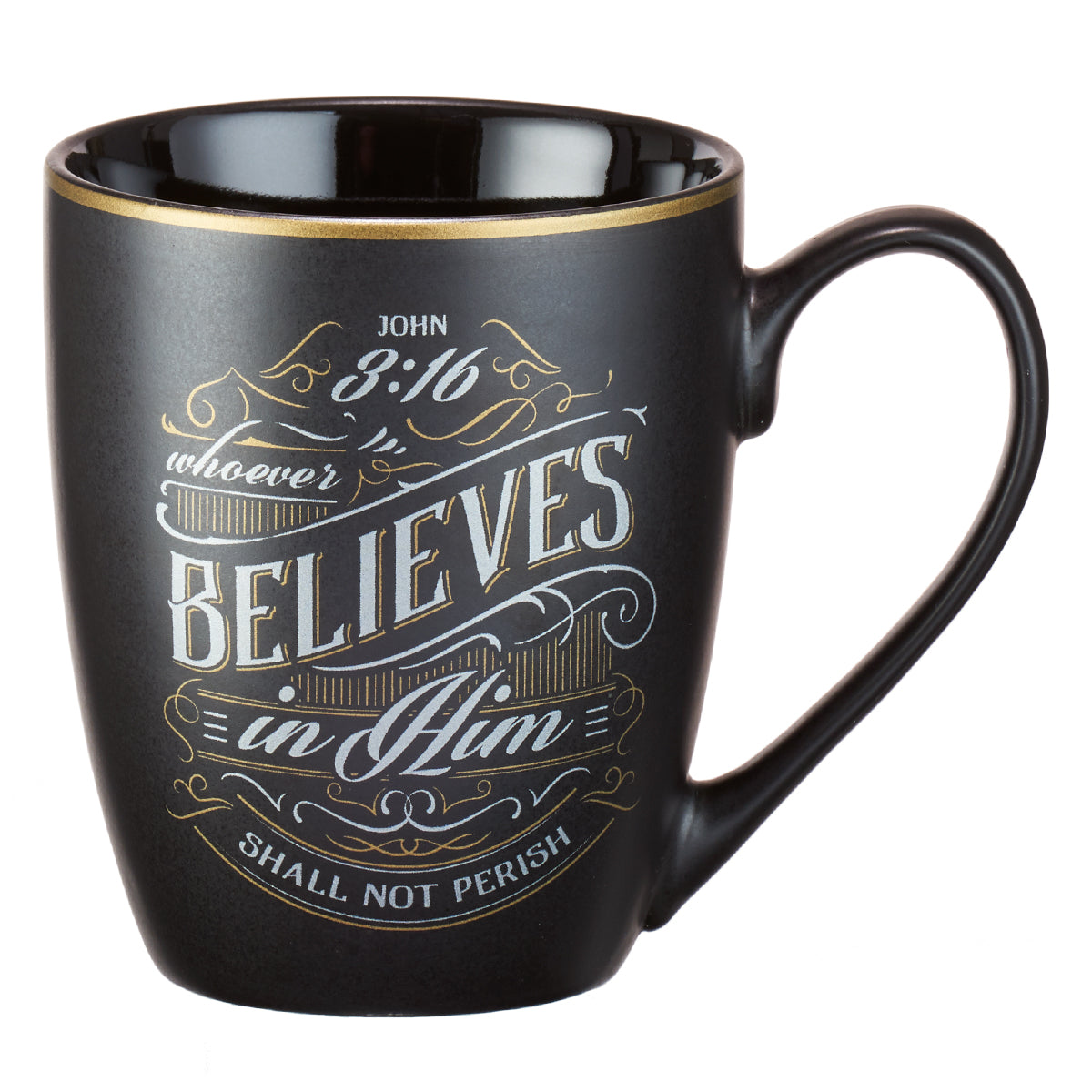 Whoever Believes Coffee Mug -  John 3:16