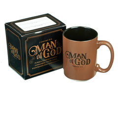 Man of God Coffee Mug - 1 Timothy 6:11