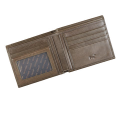 John 3:16 Cross Leather Wallet