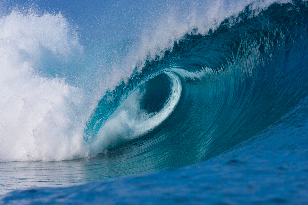 Perfect Teahupo'o