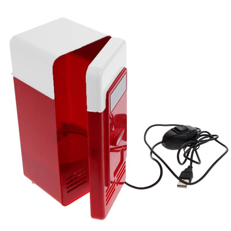 Desktop Mini USB Refrigerator
