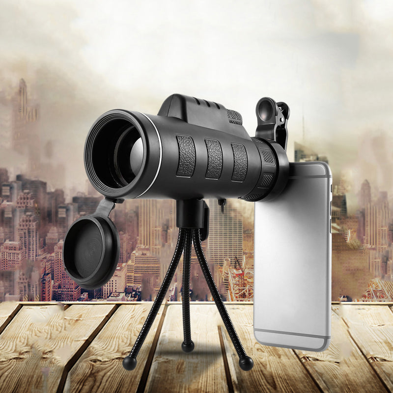 HD Pro Telescope for Smartphone Camera