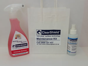ClearShield Maintenance Kit for Shower Screens