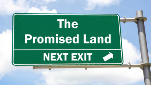 Entering Your Promised Land Part 8
