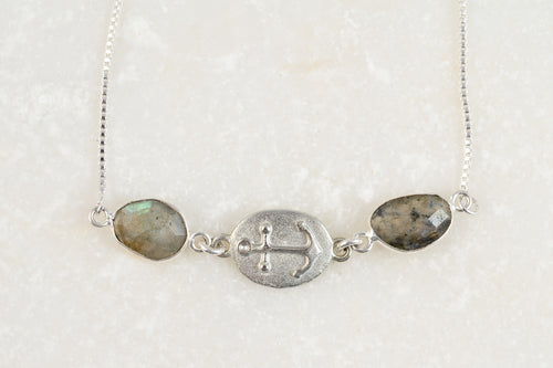 Labradorite Anchor