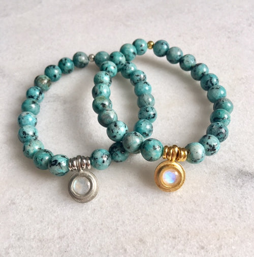Hope Bracelet with Turquoise