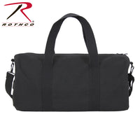 Rothco Thin Red Line Canvas Shoulder Duffle Bag - 19 Inch