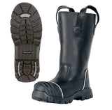 Honeywell BT4010 Pull-on Leather Boot-NFPA