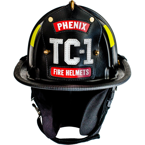 Phenix TC-1 Traditional Composite Firefighting Helmet NFPA
