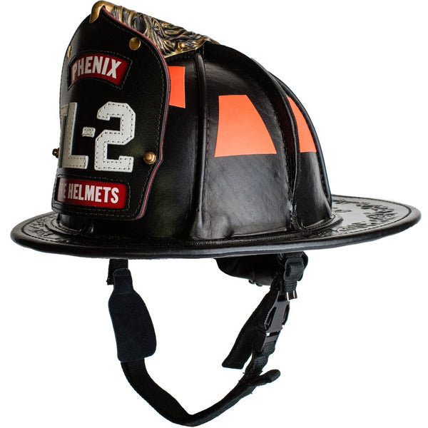Phenix TL-2 Traditional Leather Helmet NFPA