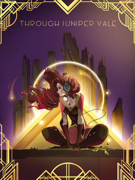 Through Juniper Vale - Everything is Color