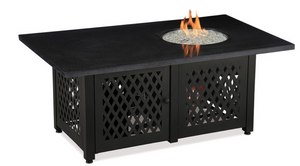DUAL HEAT by Endless Summer DUAL HEAT TYPE 41,000 BTU LP Gas Fire Table