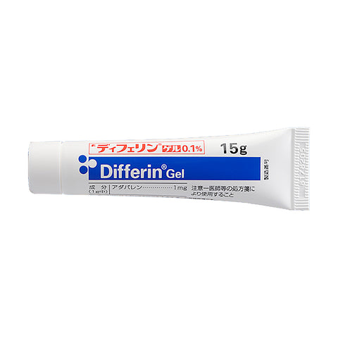 Differin Gel 0.1% [Brand Name]