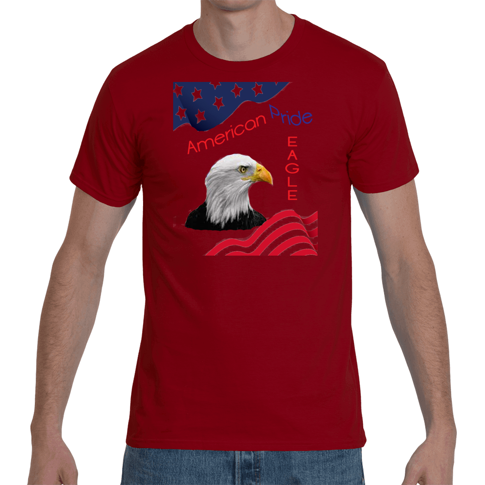 Men's American Pride Eagle T-Shirt