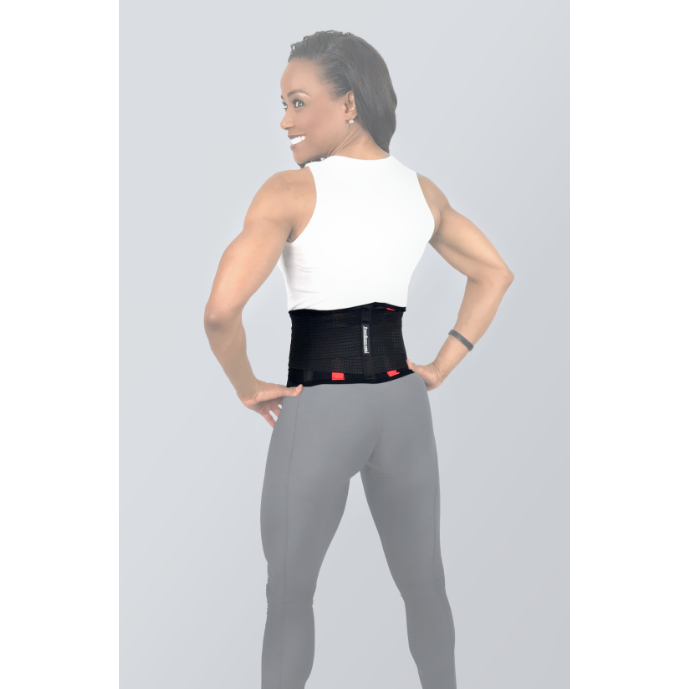 Pcore Magnetic Heat + Ice Lower Back Support