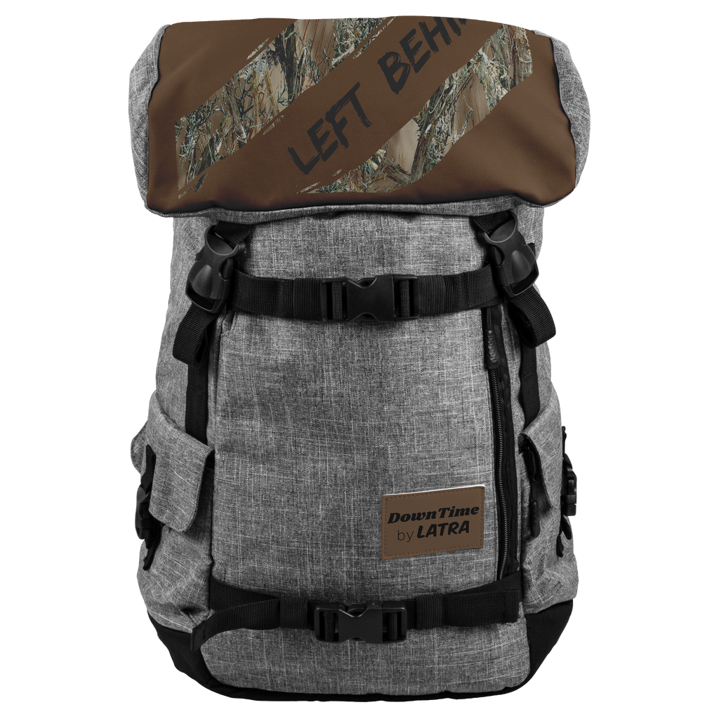 DownTime by LATRA No Items Left Behind 25L Penryn Mossy Oak Camo Backpack
