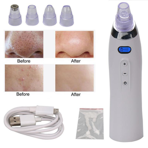 Electronic Blackhead Remover and Pore Cleaner