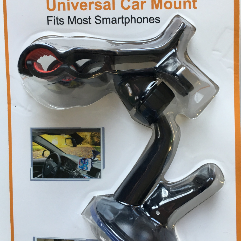 BiTronics Gear Car Mount