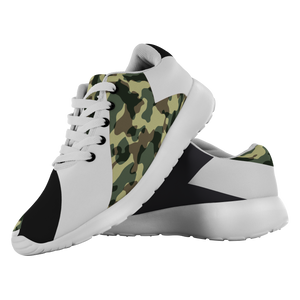 Forward Momentum by LATRA Running Shoes in Green Camo