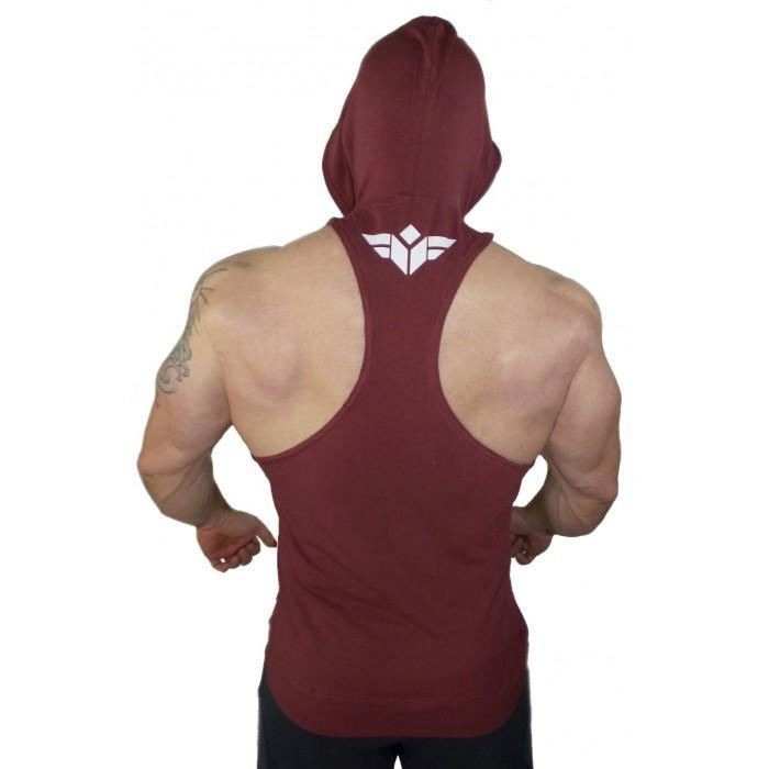 Born To Lift Stringer Hoodie - Fitness Hoodie