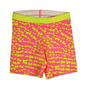 C9 By Champion Girls Shorts - 89766 / True White/neon Orange / X-Small - Product
