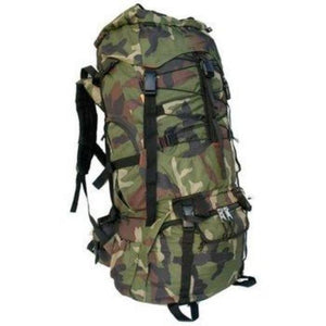 Camping Army Style Outdoor Waterproof Backpack