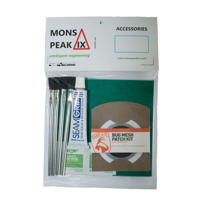 Camping Mons Peak Ix Trail 43 Home & Field Repair Kit