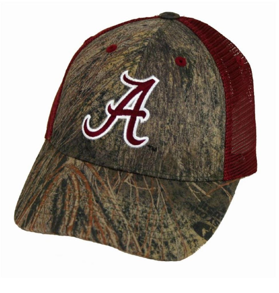 Collegiate Team Baseball Caps - Alabama - Hats
