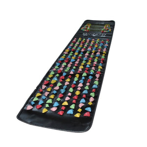 Colorful Pebble Foot Massage Health Mat