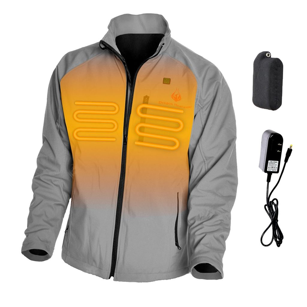 Dragon Heatwear Additional/replacement Heated Jacket And Hoodie Battery - Batteries