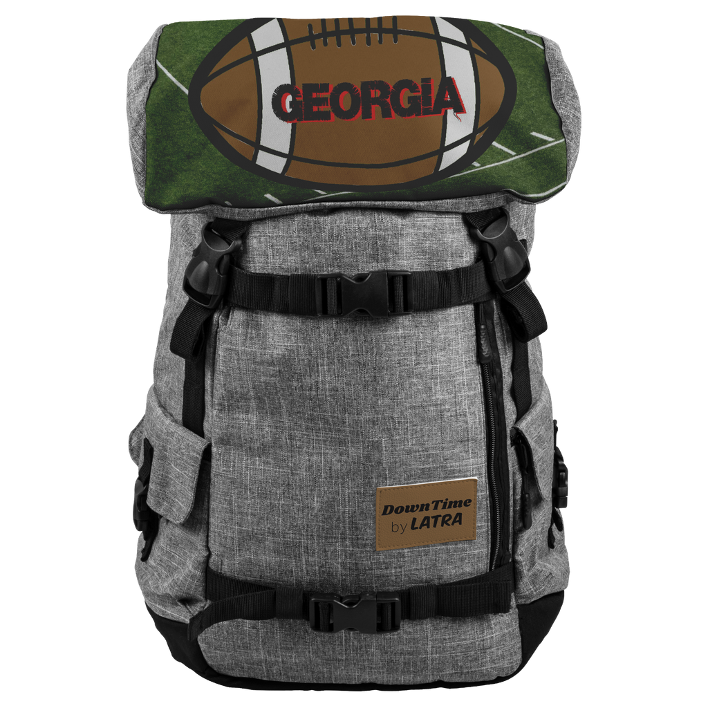 DownTime by LATRA Georgia Football 25L Penryn Backpack
