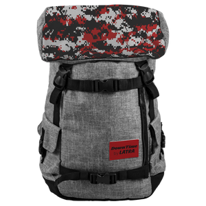 DownTime by LATRA 25L Penryn Red Camo Backpack