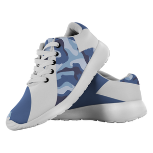 Forward Momentum by LATRA Running Shoes in Blue Camo