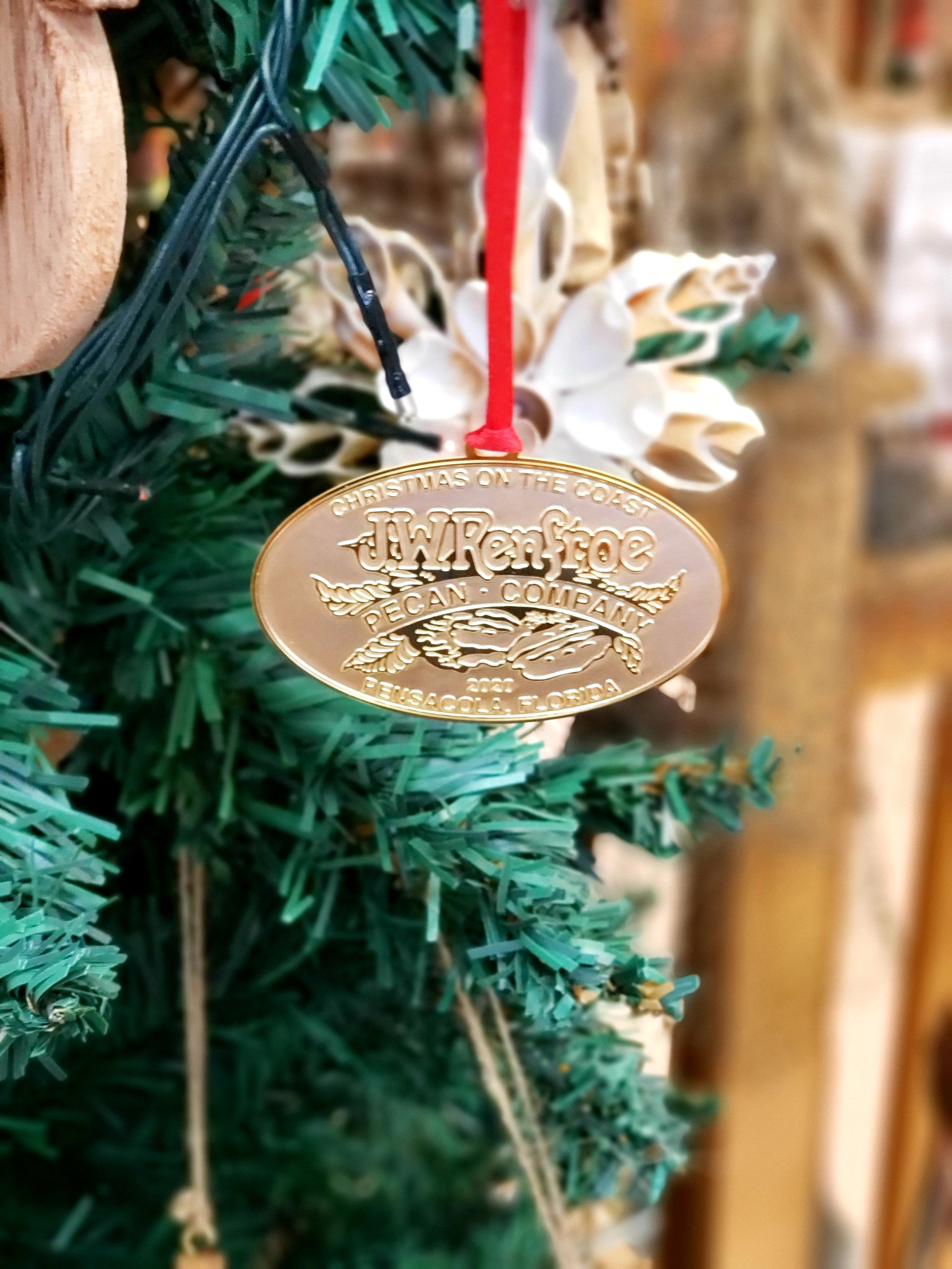 2020 Goodwill Christmas on the Coast Ornament