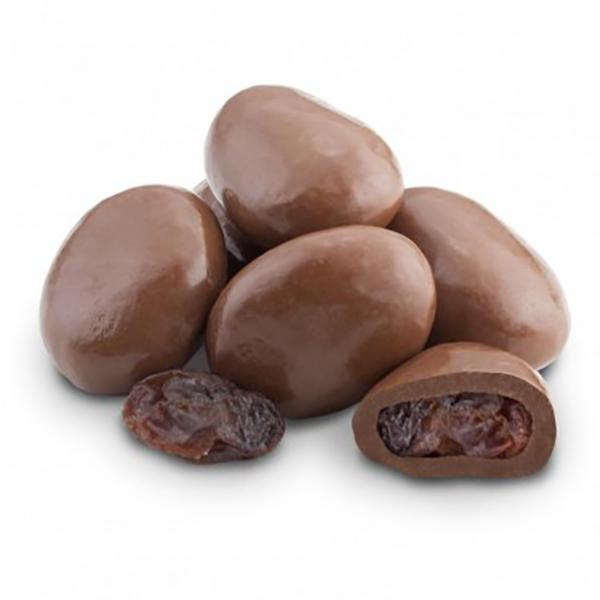 Milk Chocolate covered Raisins 6 oz - 351S - 351S