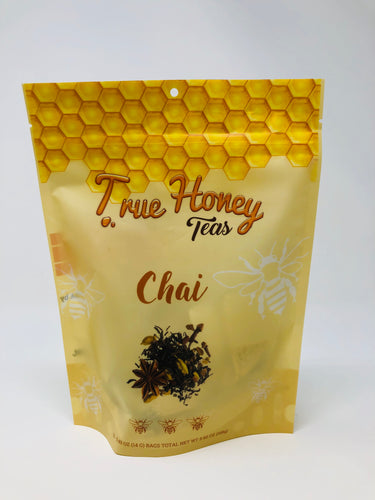 Chai Tea Bags 12pc - 853217008181