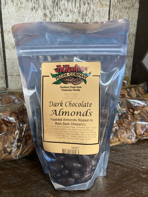 Dark Chocolate Almonds 12 oz - 5459T