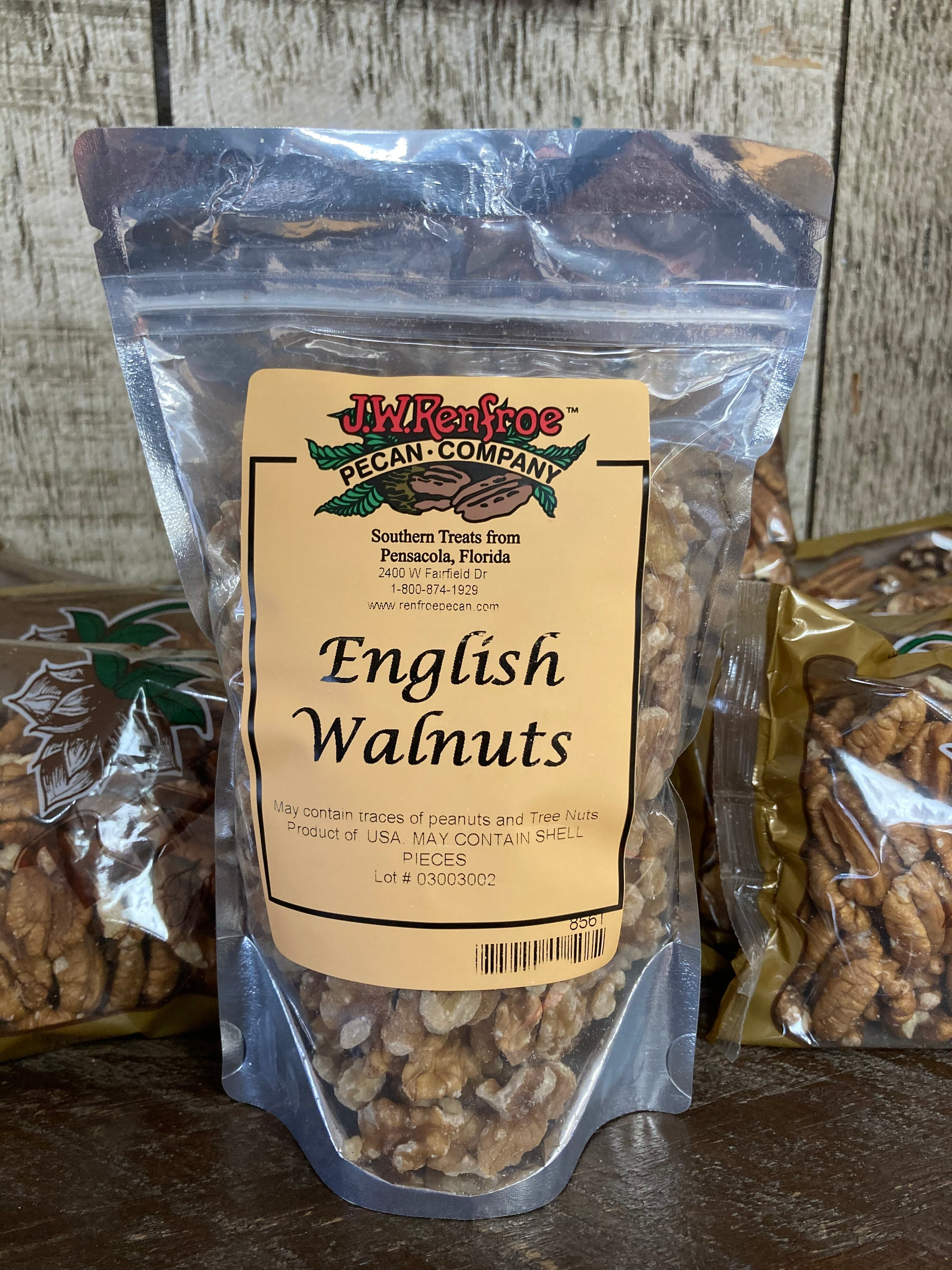 English Walnuts - 856T